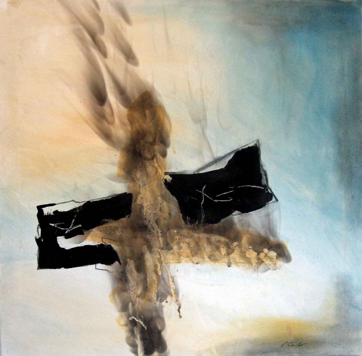 KR2, 2010, A-L, 58x58, verkauft, © Lore Weiler