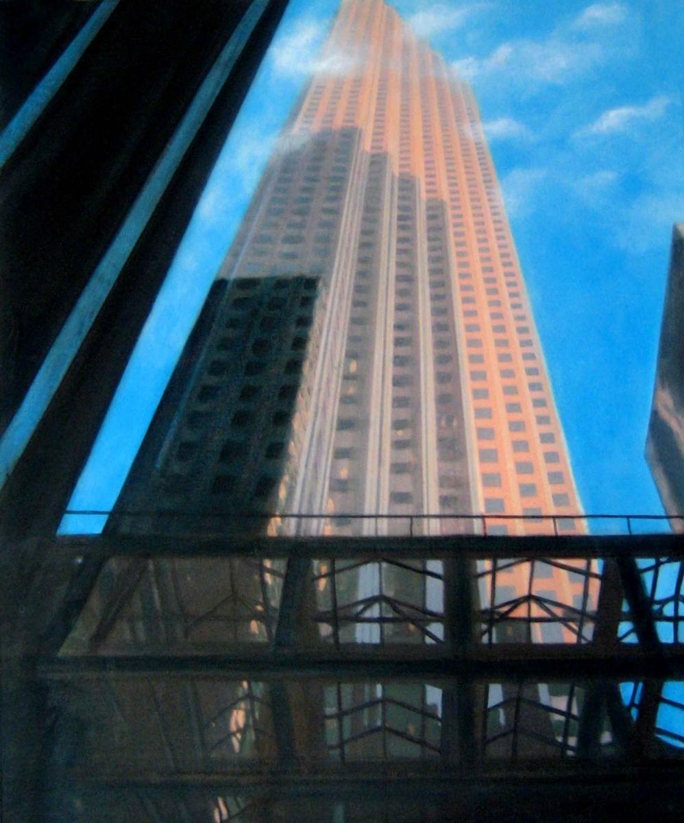 S4, Toronto I, 2009, A-L, 60x50,  © Lore Weiler
