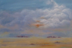 W3, Wolkenstimmung I, 2008, A-L, 40x50, © Lore Weiler