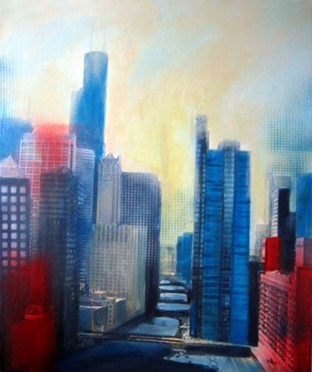 S9, Chicago I, 2008, A-L, 60x50, © Lore Weiler